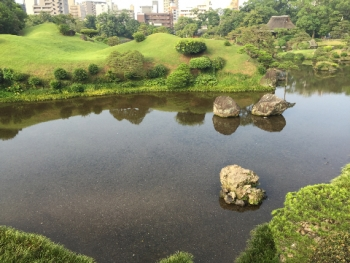 水前寺公園③