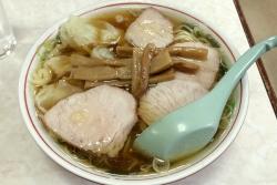 チャシュウワンタン麺