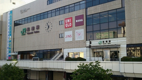 高崎駅 (1)