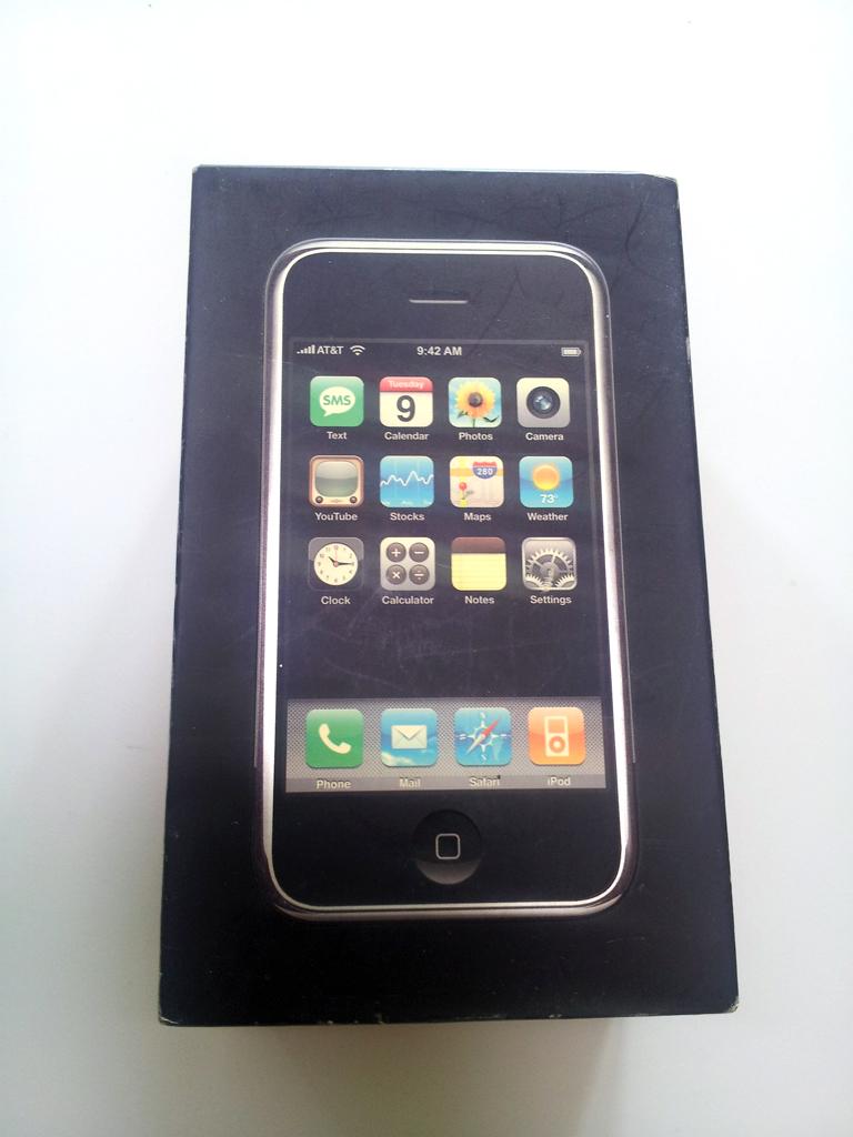 iPhone2Ga