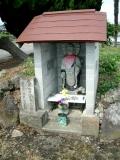 JR今津駅 名称不明地蔵尊