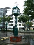 JR松江駅 宝くじ協会寄贈風見鶏付き時計台2