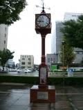 JR松江駅 宝くじ協会寄贈風見鶏付き時計台
