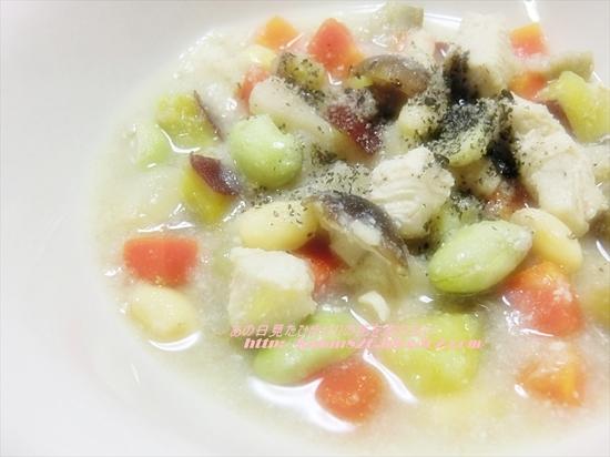 根菜のとろ~りスープ♪