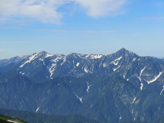剣岳、立山