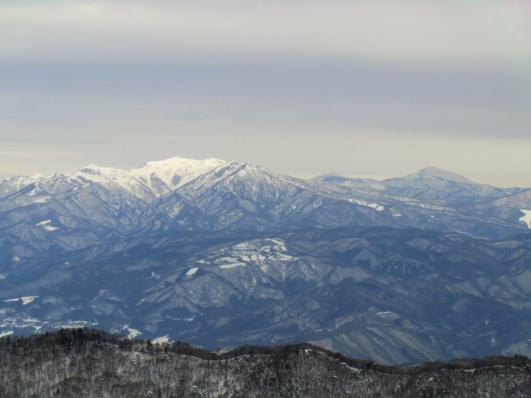 上州武尊山、至仏山
