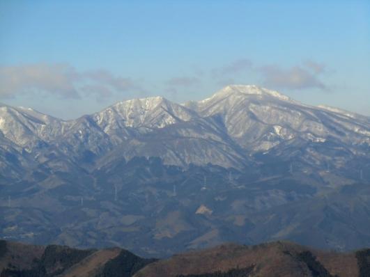 黒檜山、駒ヶ岳