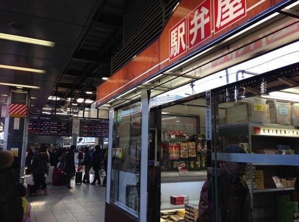 長野新幹線 東京駅ホーム(小)
