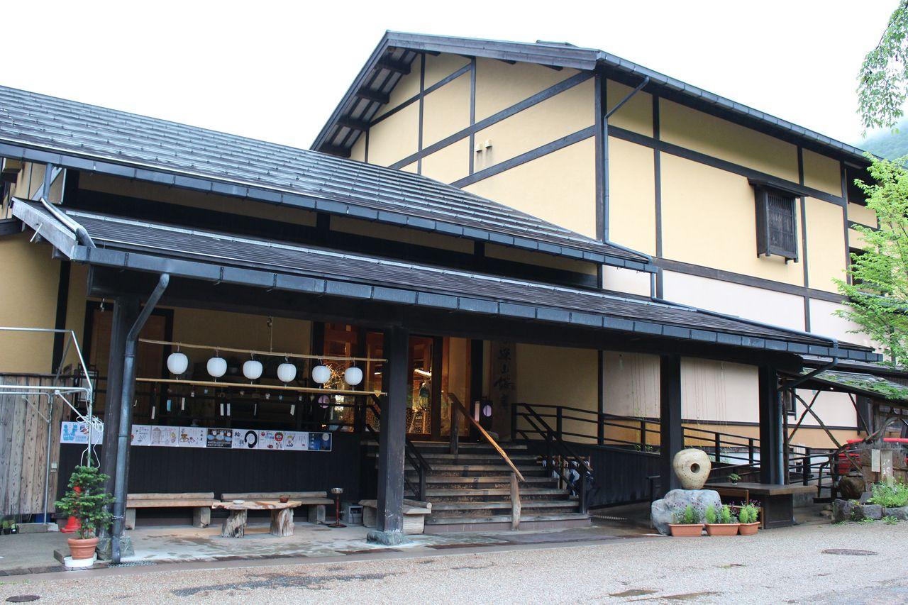 深山桜庵-7