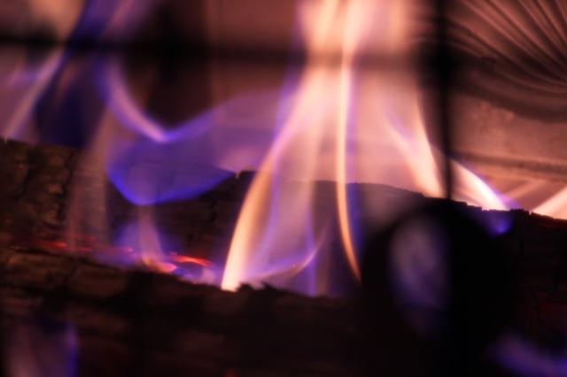 オーロラ燃焼-2