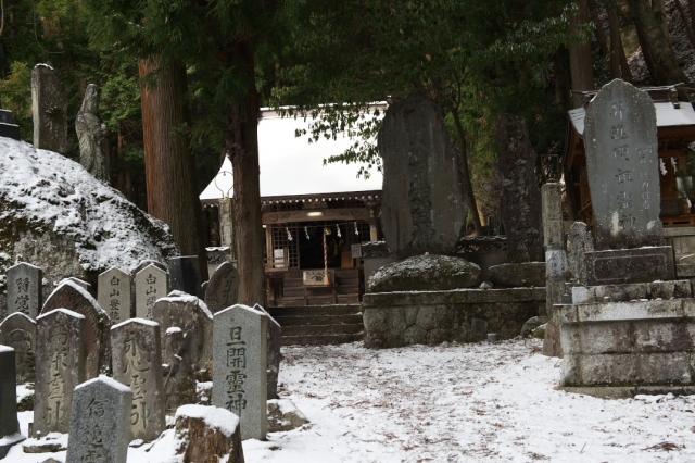 駒ヶ岳神社-摩利支天-1