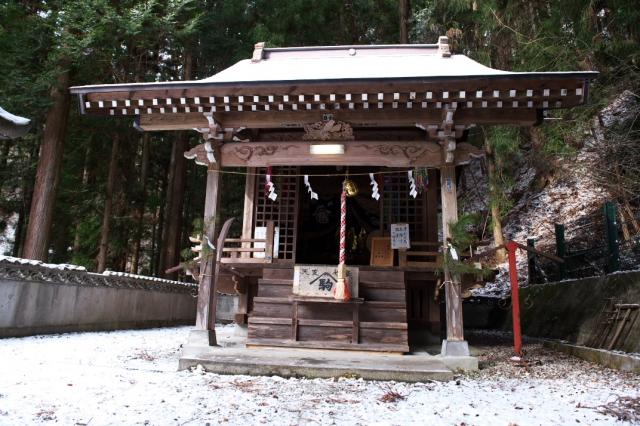 駒ヶ岳神社-摩利支天-2