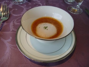 料理(スープ)