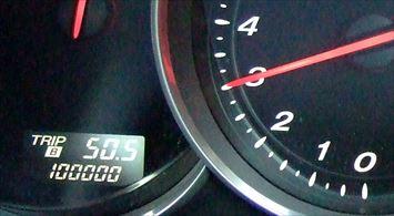 100,000km走破