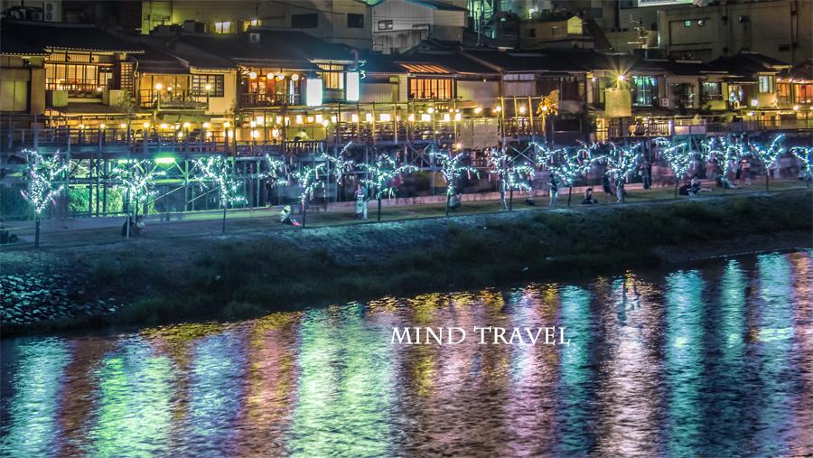 京の七夕 鴨川