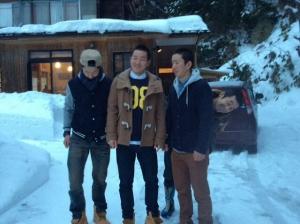 1月2日 スキー