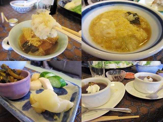 町内会の旅行で淡路島へ♪ 初はも料理フルコース、最高~ヽ(^o^)丿