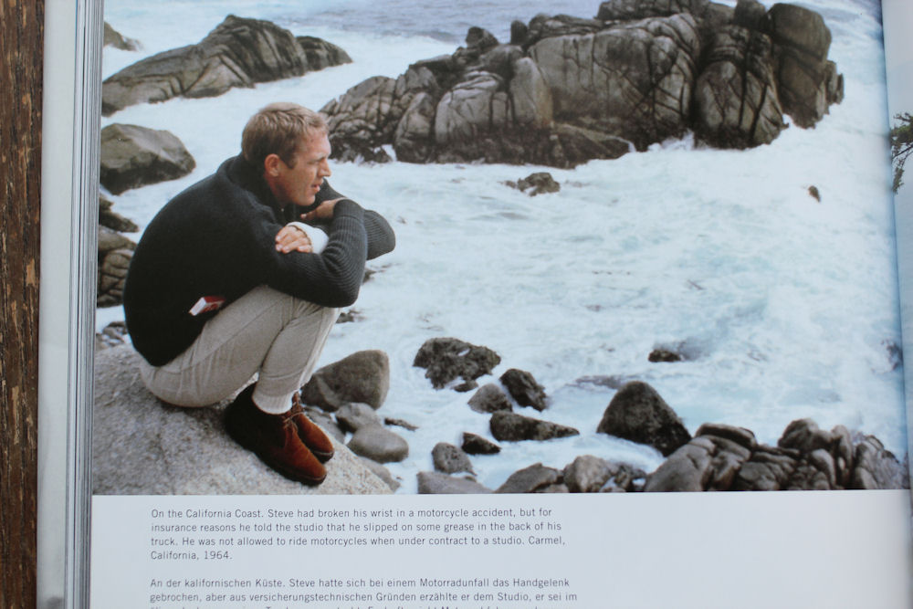 STEVE McQUEEN William / Claxton photographsの1ページ