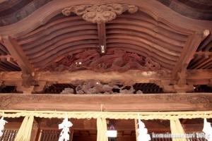 賣布(めふ)神社(松江市和多見町)32