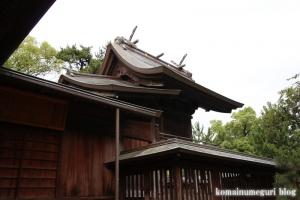 賣布(めふ)神社(松江市和多見町)35