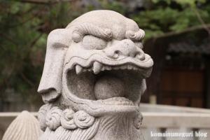 賣布(めふ)神社(松江市和多見町)77