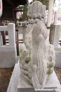 賣布(めふ)神社(松江市和多見町)12