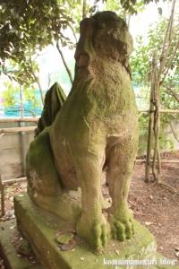 賣布(めふ)神社(松江市和多見町)56