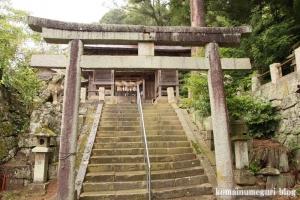 紐解(ひもとき)神社(松江市西尾町)1