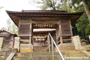 紐解(ひもとき)神社(松江市西尾町)10