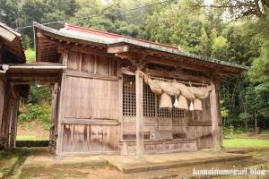 紐解(ひもとき)神社(松江市西尾町)15