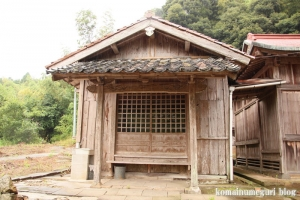 紐解(ひもとき)神社(松江市西尾町)16