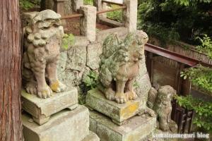 紐解(ひもとき)神社(松江市西尾町)24