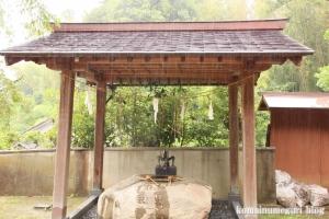 熊野神社(松江市西河津町)9