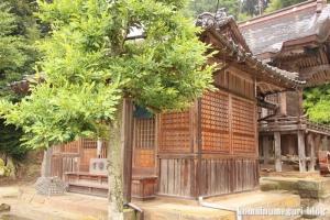 熊野神社(松江市西河津町)12