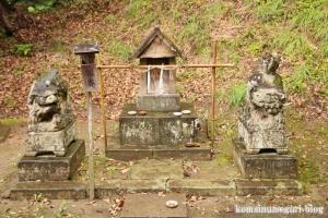 熊野神社(松江市西河津町)15