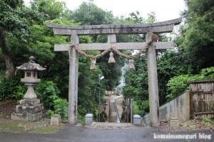 熊野神社(松江市西河津町)28
