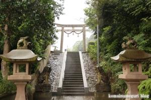 熊野神社(松江市西河津町)27