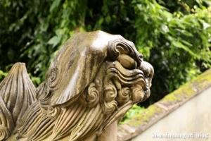 熊野神社(松江市西河津町)38