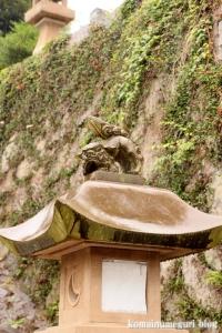 熊野神社(松江市西河津町)4