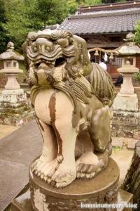 熊野神社(松江市西河津町)7