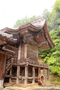 熊野神社(松江市西河津町)13