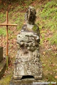 熊野神社(松江市西河津町)16