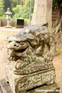 熊野神社(松江市西河津町)21