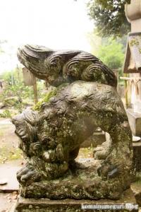 熊野神社(松江市西河津町)18