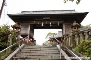 売豆記(めづき)神社(松江市雑賀町)9