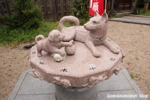 売豆記(めづき)神社(松江市雑賀町)12