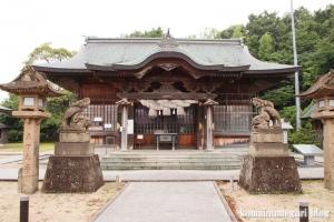 売豆記(めづき)神社(松江市雑賀町)13