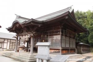 売豆記(めづき)神社(松江市雑賀町)15