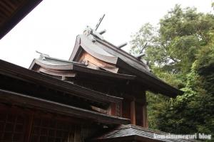売豆記(めづき)神社(松江市雑賀町)16