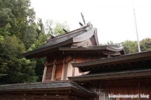 売豆記(めづき)神社(松江市雑賀町)44